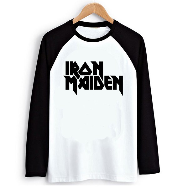 Raglan T-shirt Iron Maiden 5