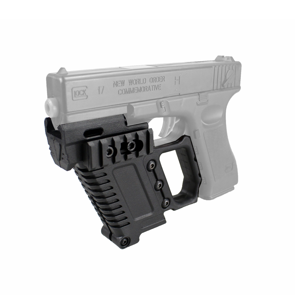 Quick Reload Tactical Pistol Carbine Kit for Glock G17 G18 G19 Series цена