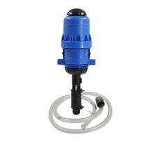 Дозатор инжектора удобрений соразмерный 0.4%-4% 4C-30C с водным приводом смесь химический инжектор для удобрения животноводства
