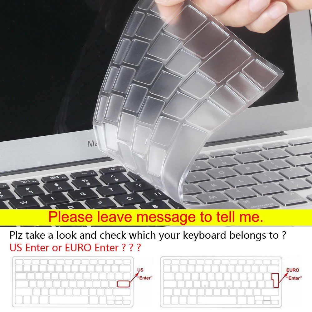 Nouvelle Impression L'univers Ordinateur Portable étui pour macbook Air Pro Retina 11 12 13 15 pouces avec Touch Bar + Couverture de Clavier