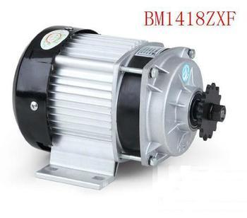 ¡500 w Dc V/36 V/48 v/60 V motor sin escobillas bicicleta eléctrica motor BLDC! BM1418ZXF