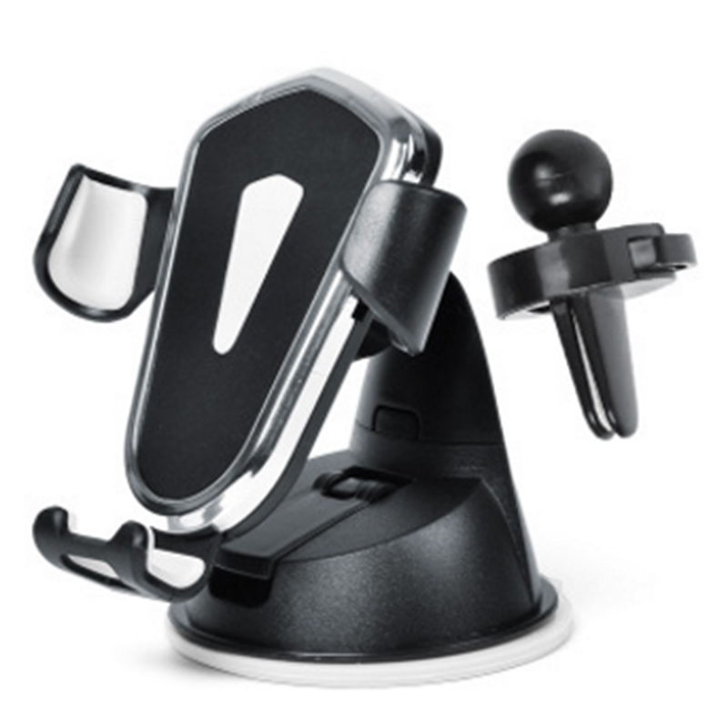Gravity Linkage Super Easy Smart Auto Lock One Hand Operate Car Phone Mount Air Vent Phone Holder Universal