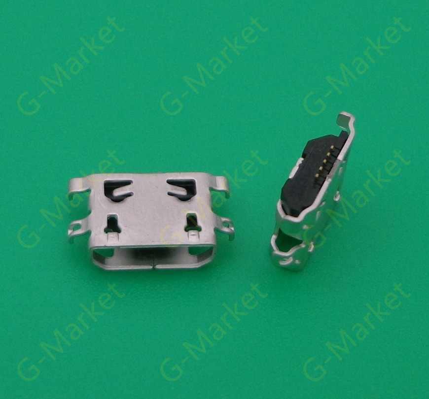 20 PCS Untuk Lenovo A360t K6 Catatan Untuk ZOPO ZP1000 Mini micro USB Pengisian Port Konektor Plug Jack Socket Dock