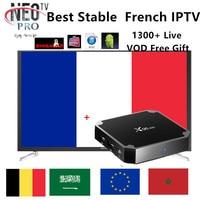 Neo tv pro French M3U Ip tv подписка Live tv VOD фильмы каналы французский арабский, английский Европа Neo один год смарт-ТВ на андроид mag box