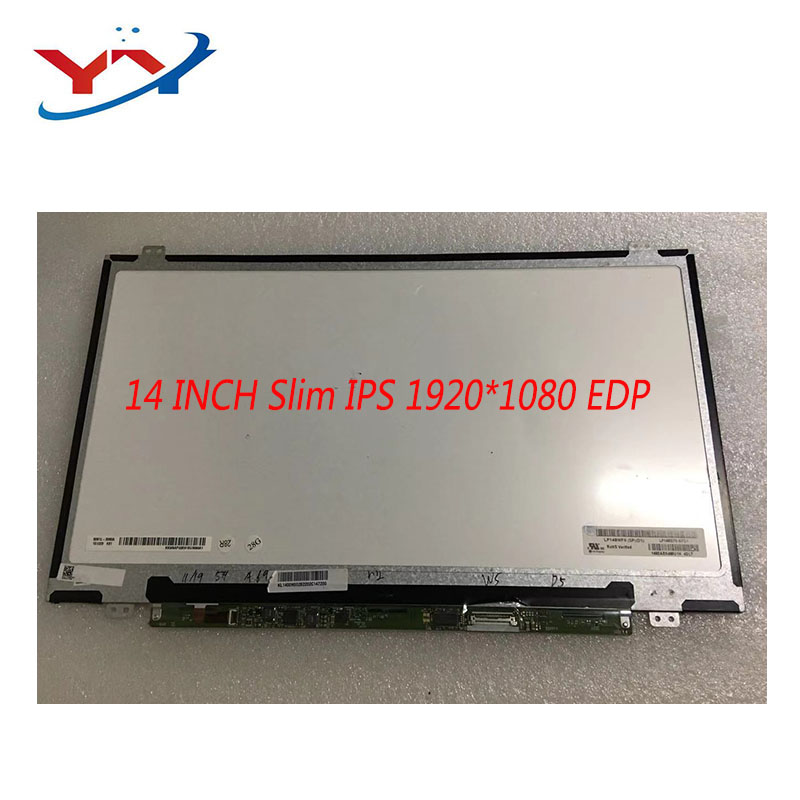 B140HAN01.2 LP140WF6-SPD1 B140HAN01.3 B140HAN01.0 B140HAN01.1 B140HAT02.0 For Thinkpad L440 T440 T420 T430 FHD 1920*1080 Ips