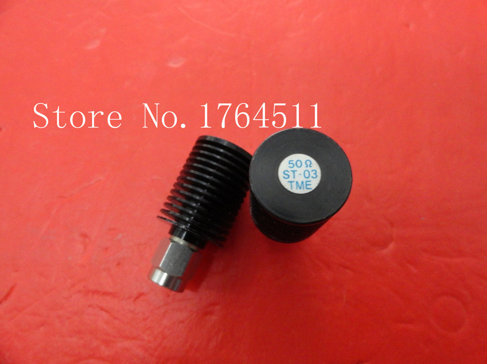 [BELLA] TME ST-03 DC-12.4GHz 3W SMA Precision Coaxial Load  --2PCS/LOT