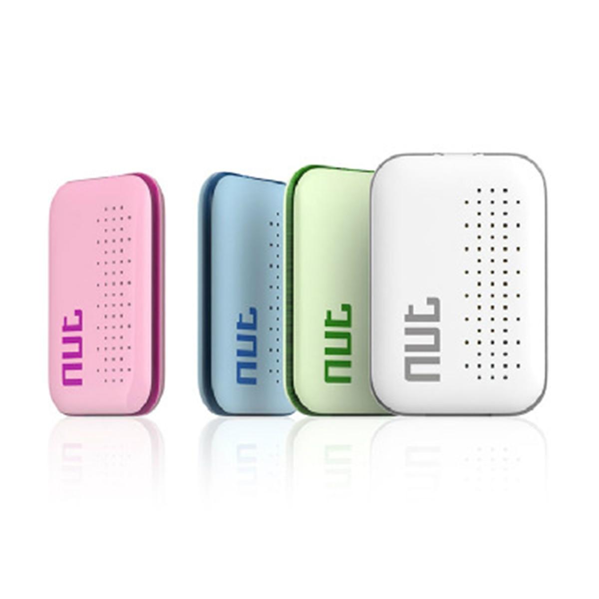 Nut 3 Mini Tag GPS Tracker Smart Bluetooth GPS Key Finder Nut3 Anti-lost Tracker Locator Sensor Alarm For Wallet Phone