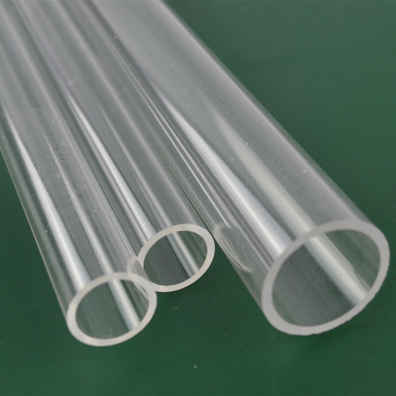 Od30x2x1000mm acrylic tube clear home improvement extrude for Water pipe material