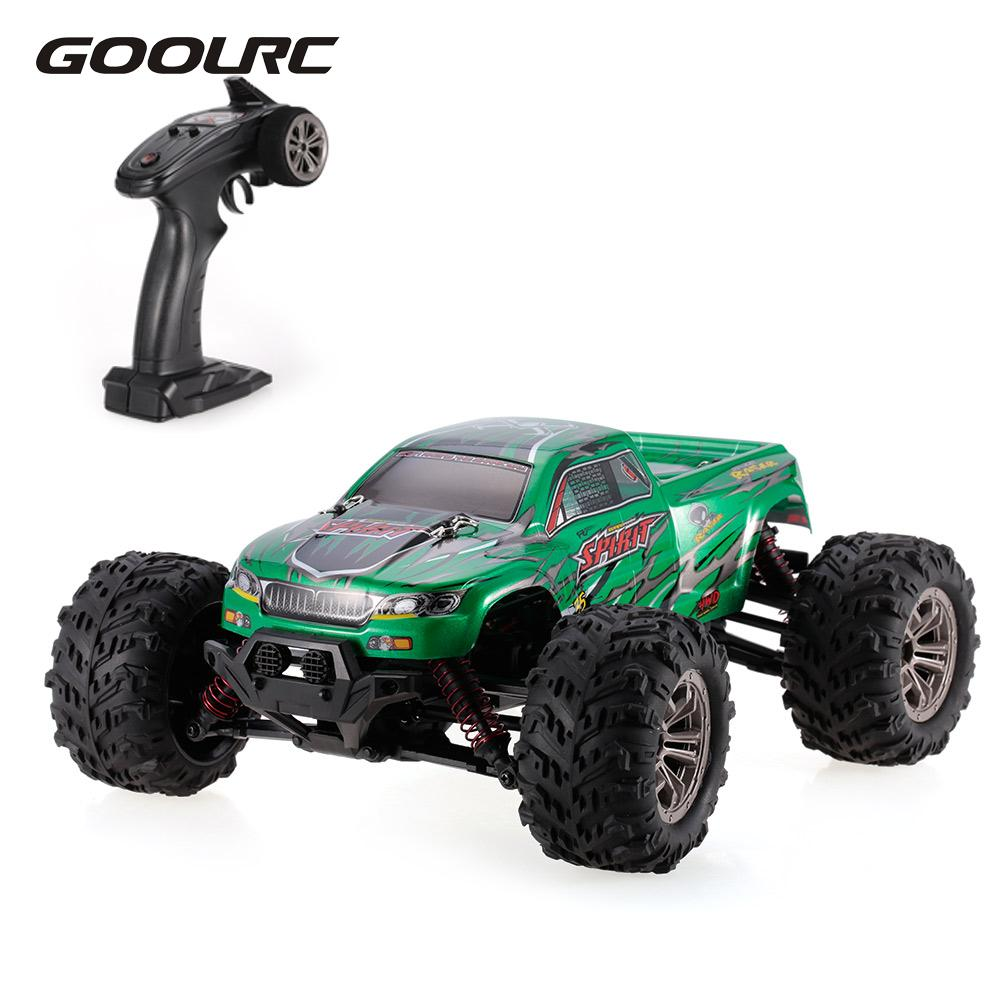 RC Car 1/16 2.4GHz 4WD High Speed Racing Car Remote Control monstruo Buggy SUV Car Off-Road Vehicle RC Toys new style remote control racing car bot toy 747 2 4g 1 16 4wd high speed off road buggy professional electric rc car vs 94107