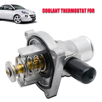 Coolant Thermostat For VAUXHALL OPEL ASTRA G H MERIVA VECTRA ZAFIRA