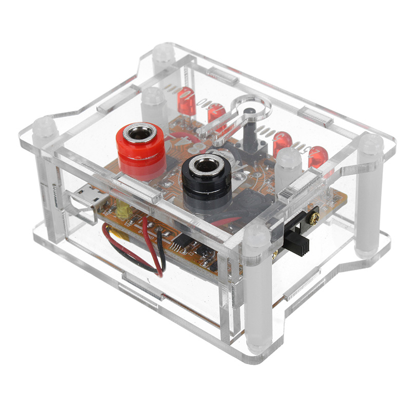 High Precision Voltage Reference Module With Transparent Housing 4 Channel AD584 TSH Shop
