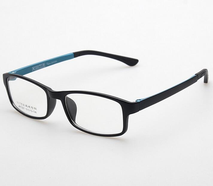 d4b3ca9584 Gafas de los vidrios ópticos oculos montura marcos de anteojos anteojos  marcos para hombres mujeres lentes claros vasos marco en De los hombres  gafas de ...