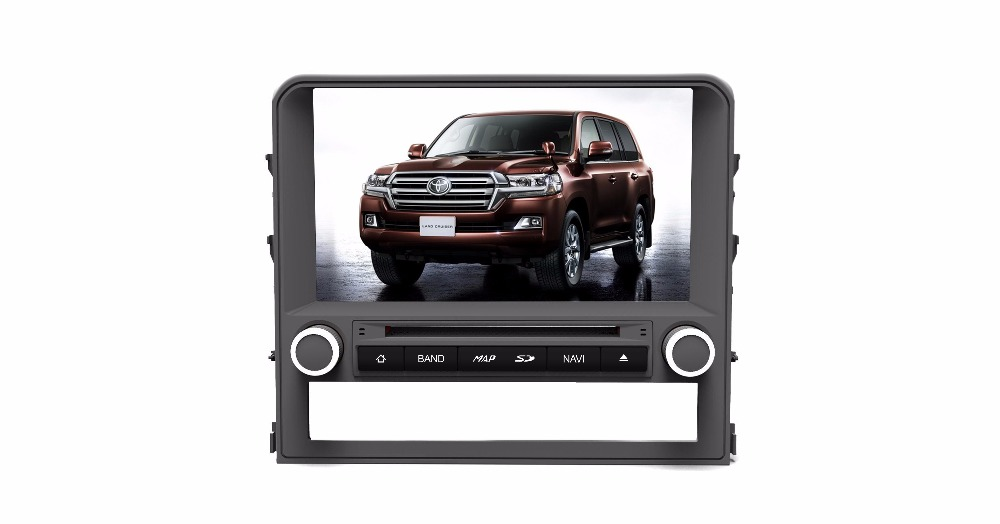 S200 IPS touch screen android 8.0 car dvd player for TOYOTA landcruiser 2016 4G/3G device mirror link OBD2 DVR gps car stereo ...