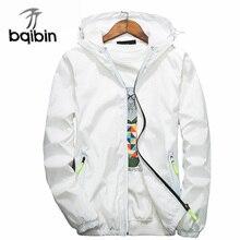 2018 Jacket Men Spring Autumn Bomber Jacket Mens Sunscreen Windbreak Coat Casual Slim Active Couple Unisex