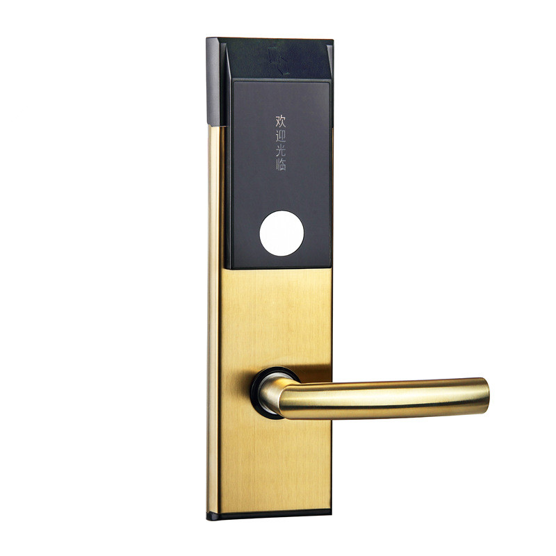 Digital RF ID Card hotel room door lock with free software