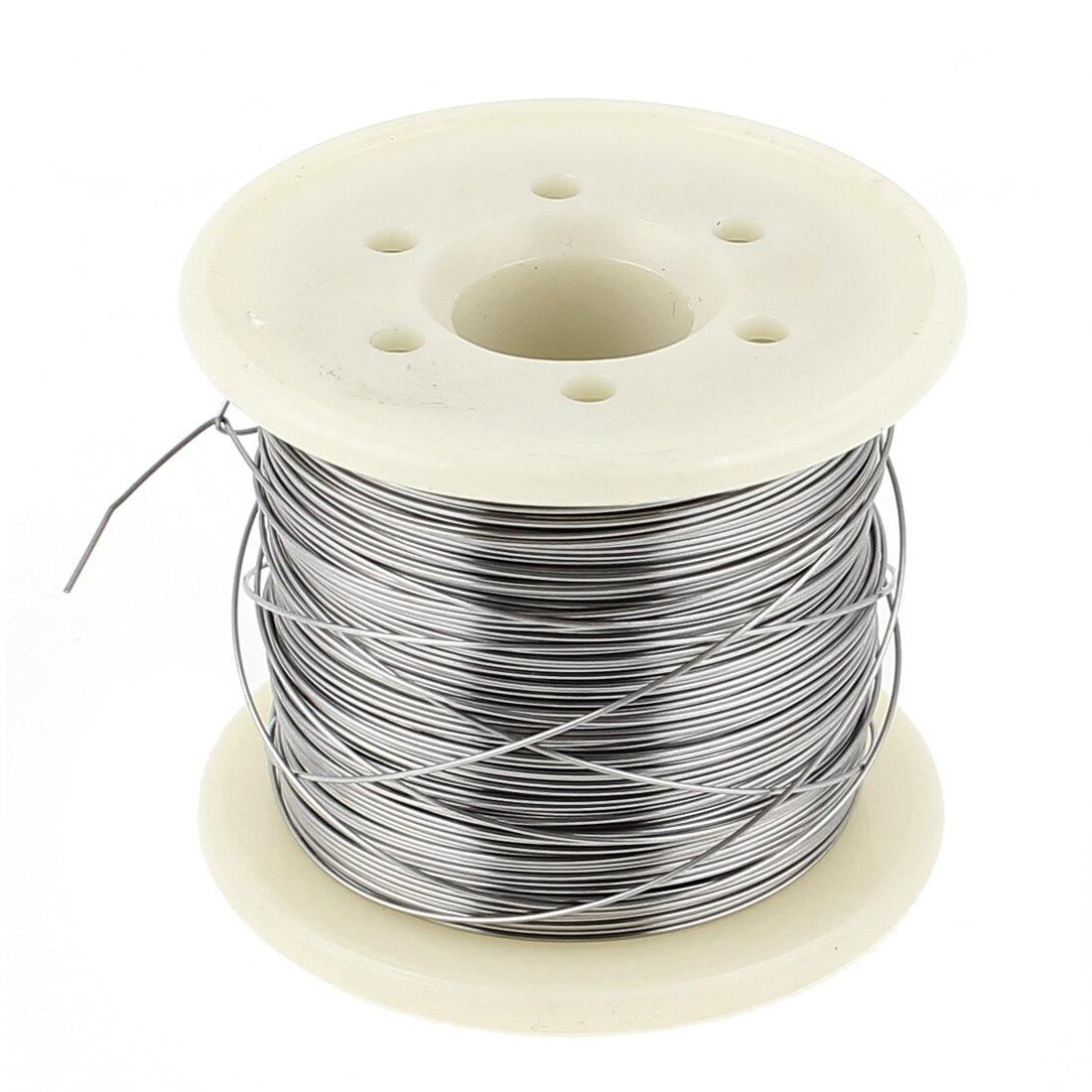 UXCELL Fecral Wire 0.5Mm 24Gauge Awg 114.8Ft Roll Heater Resistor  цены