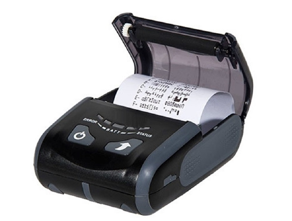 Handheld Receipt WIFI Printer for Ipad,Iphone 3inch LS300WU - 2
