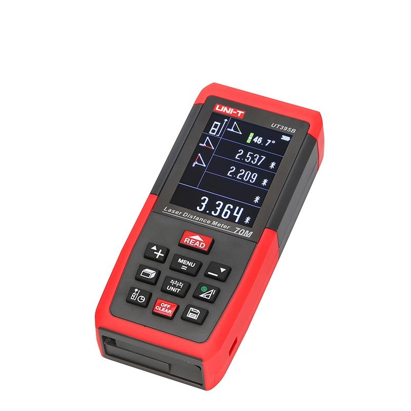 UNI-T UT395B Misuratori di distanza laser professionali Prova di - Strumenti di misura - Fotografia 3