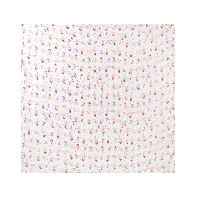 Soft Bath Shower Baby Soft Gauze Towel Baby Blanket Cute