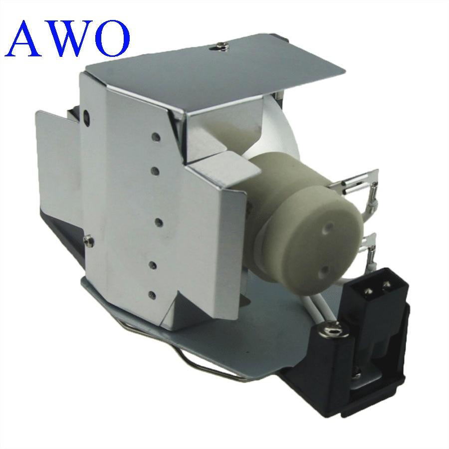 AWOs 5J.J7L05.001 Nadomestna sijalka projektorja s ohišjem za - Domači avdio in video - Fotografija 2