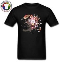 цена на kodama Spirit Princess Mononoke T Shirt Ghibli Totoro Miyazaki Anime Forest Wizard Magic Tshirts Mens Fashion Casual Clothes