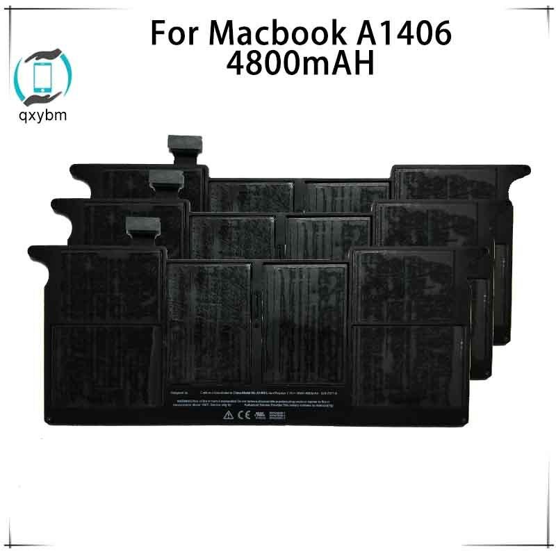 4800 mAh 7.3 V batterie dordinateur portable Pour MacBook Air 11 A1465 2012 A1370 2011 Production Remplacer A1406 Batterie4800 mAh 7.3 V batterie dordinateur portable Pour MacBook Air 11 A1465 2012 A1370 2011 Production Remplacer A1406 Batterie