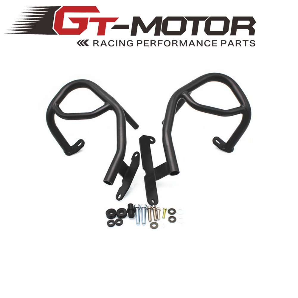 Motorcycle Left and Right Engine Bumper Guard Crash Bars Frame Protector For G 310GS 310R <font><b>G310R</b></font> G310GS 2018 2019 image