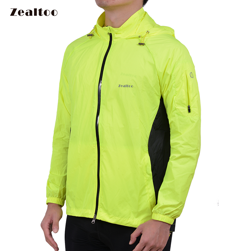 Zealtoo Ropa Ciclismo MTB Cycling Jersey MultiFunction Jacket Rain Waterproof Windproof Raincoat Bike Bicycle Equipment Clothes
