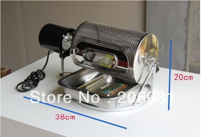Home coffee roaster (factory directly sale)  and with hole design,suit for Gas/COFFEE BEAN ROASTER блокнот home sweet home coffee а5