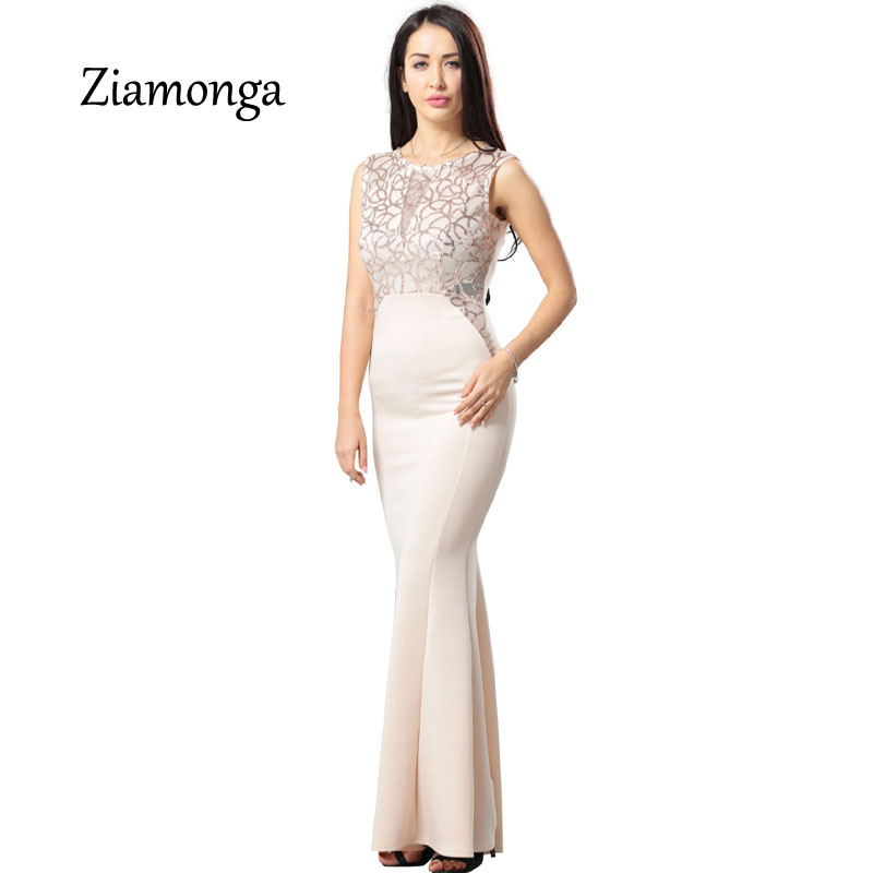 1c4ab429b9 Ziamonga Women Elegant Sequined Formal Evening Party Mother Of Bride ...