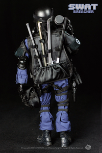 Image 5 - New Free Shipping  NEW Arrival  action figure soldier toys /military toys(SWAT BREACHER)