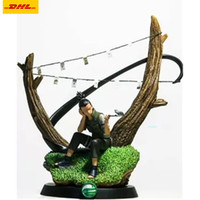 14 NARUTO Boar Deer Butterfly Statue Nara Shikamaru Bust GK Action Figure Collectible Model Toy BOX Z375