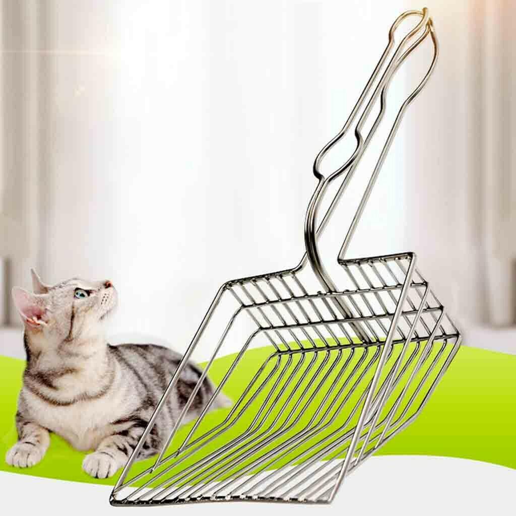 Pets Stainless Steel Metal Pooper Scooper 23 » Pets Impress