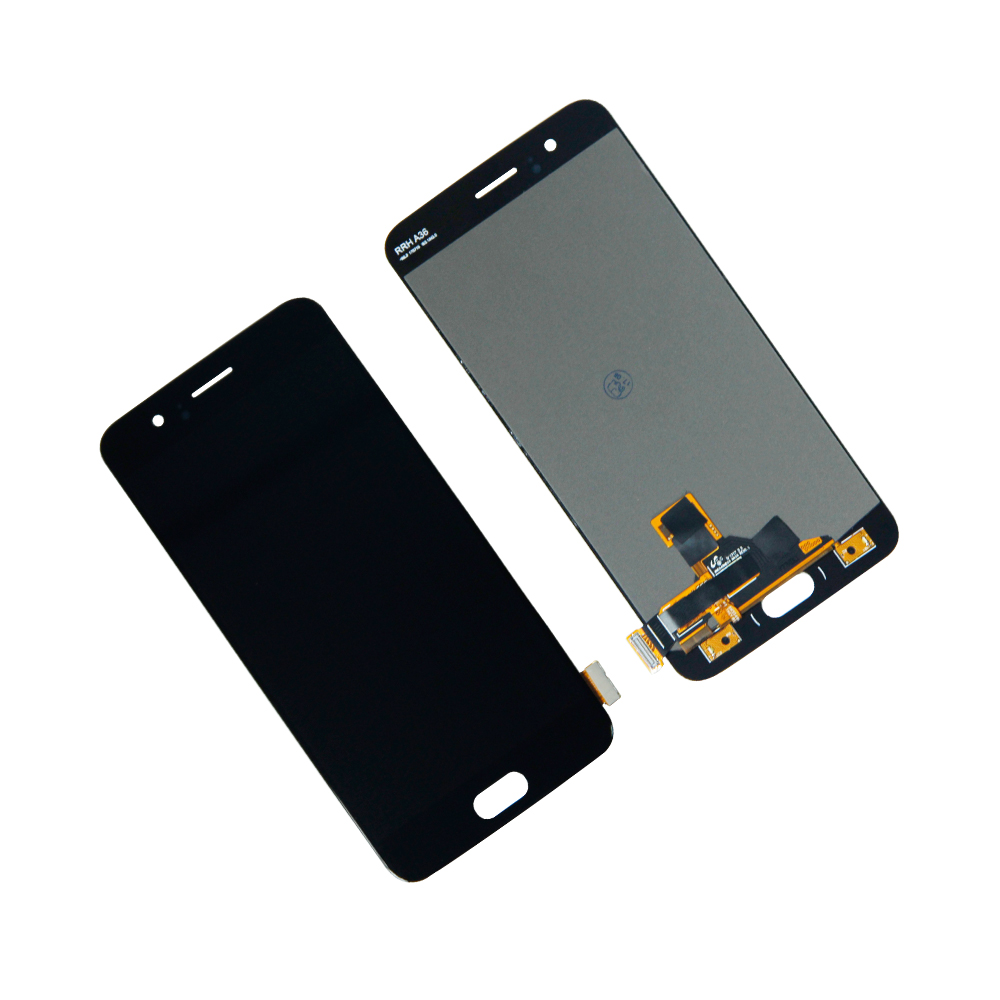 Touch Screen Digitizer LCD Display For Oneplus 5 Five A5000 5.5 Assembly Mobile Phone lcd Panel Repair Parts Black