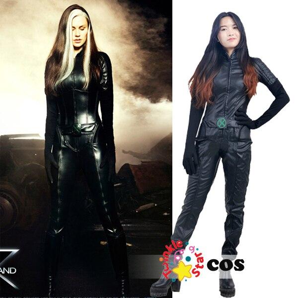 Un disfraz cosplay de Mystique hecho a mano que los dejará