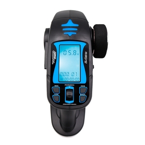 Image 2 - Novo turbo Tb Tx2 2.4ghz fhss digital 7ch rádio transmissor de controle remoto com Tb Rx200 lcd led receptor para rc barco veículo