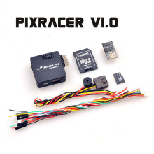 купить F18053/6 Mini Pixracer Autopilot Xracer FMU V4 V1.0 PX4 Flight Controller Board for DIY FPV Drone 250 RC Quadcopter Multicopter по цене 3598.5 рублей