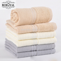 Best Selliing 1PC Honeycomb Gauze Interrupted Towel 100 Cotton Hand Ctloth Face Towels 010515