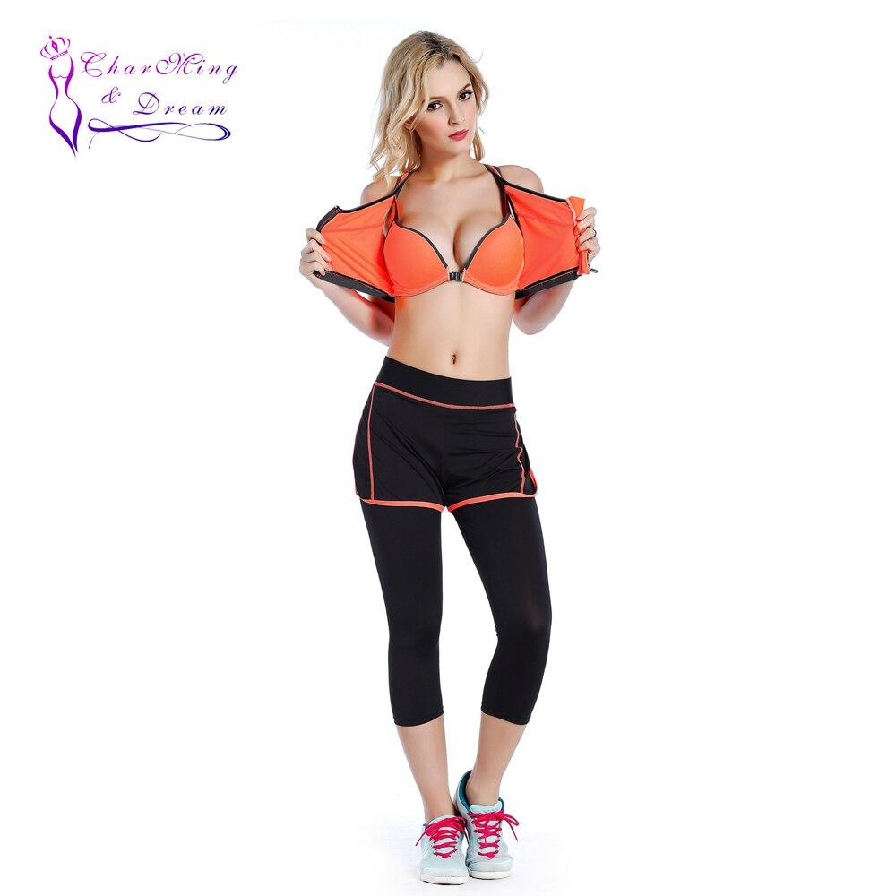 Big tits yoga pants-9793