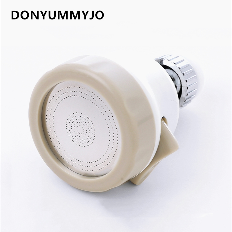 1pc 22MM Faucet Aerators Booster Shower Home Water Splash Filter Kitchen Water Filter Water Saving Nozzle