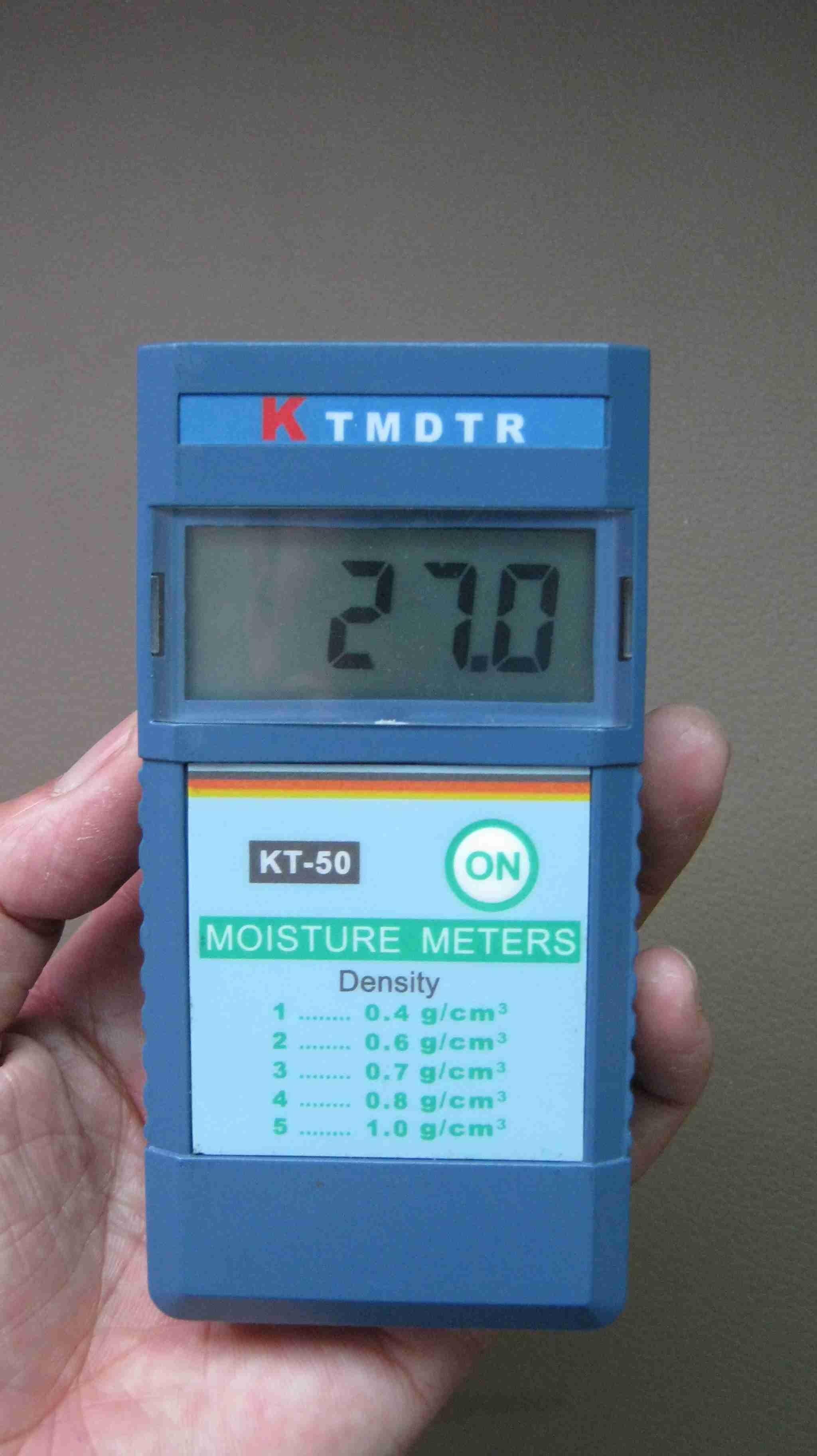 INDUCTIVE MOISTURE METER digital wood moisture meter KT-50B 2%~90% Resolution: 0.1% free shipping retali and wholesale  цены