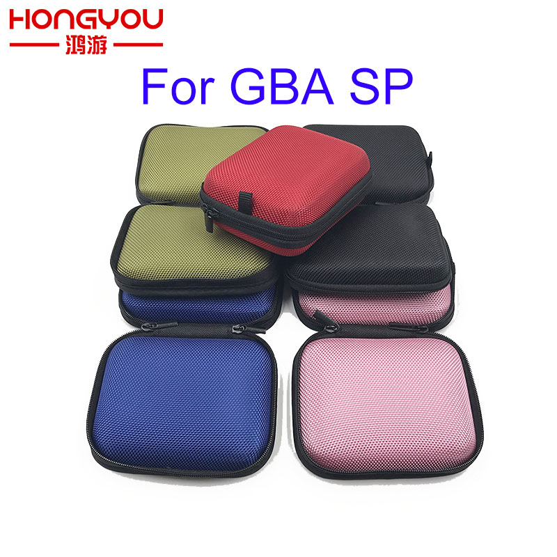 20PCS For Nintendo Game Boy Advance SP Hard Airform Airfoam Protective Game Pouch Bag Box Case