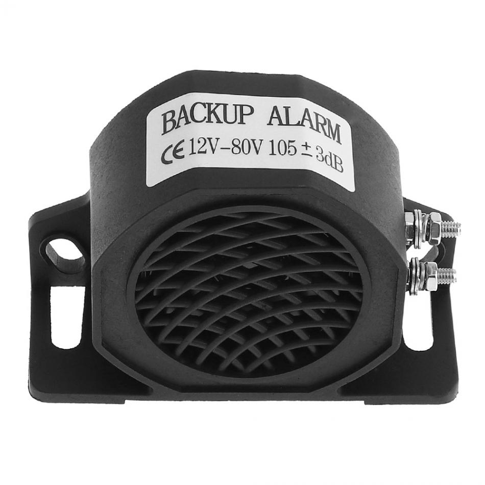 105dB Reversing Back Up backup Alarm Horn Speaker 105dB Car Reversing Horn for Motorcycle Car Vehicle Tricycle in Multi tone Claxon Horns from Automobiles Motorcycles