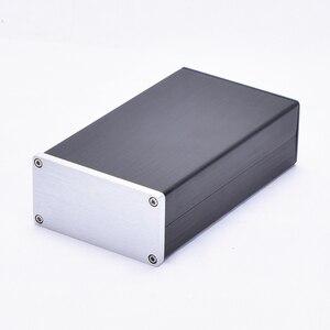 Image 4 - 1 шт. 0905 алюминиевый корпус ЦАП усилителя, чехол для мини усилителя, шасси, коробка предварительного усиления, корпус для усилителя наушников, бесплатная доставка
