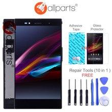 Получить скидку Оригинальный ЖК-дисплей для SONY Xperia Z Ultra Дисплей Сенсорный экран планшета для SONY Xperia Z Ultra Дисплей XL39h XL39 C6833