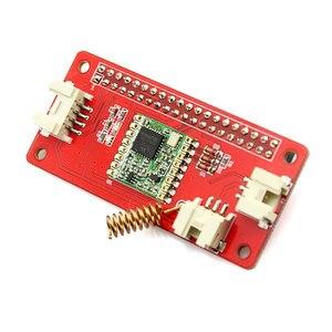 Image 5 - Elecrow Lora RFM95 IOT Board for Raspberry Pi 3 B 2 B+ RPI RFM95 Wireless Transport Module DIY Kit