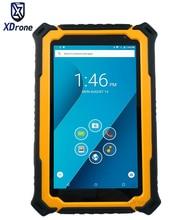 China T71V3 Tablet PC Teléfono IP67 A Prueba de agua de Alta Precisión Gps GNSS robusto Android 5.1 7 Pulgadas 1280×720 3 GB RAM Lector UHF RFID