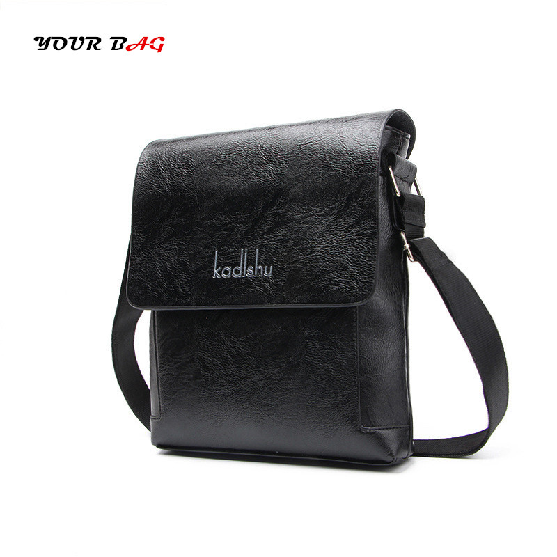 UABG 2018 Men PU Soft Leather Bags Brand Casual messenger bags Business Male Flap shoulder Bags Men Vintage Travel Crossbody Bag men shoulder bags genuine leather vintage male business messenger bags vogue multifunction casual travel crossbody pack rucksack