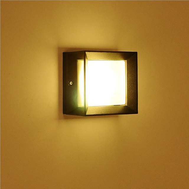 Outdoor Residential Lighting Fixtures Outdoor wall lamp led corridor residential balcony light villa wall outdoor wall lamp led corridor residential balcony light villa wall sconce garden lighting fixtures workwithnaturefo