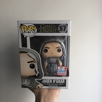 2017 NYCC Exclusive Funko pop Official Game of Thrones Jaqen H'ghar Vinyl Action Figure Collectible Model Toy In Stock
